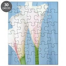 Tango Calla Lily Photo Puzzle