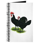 Spanish Cock and Hen Journal