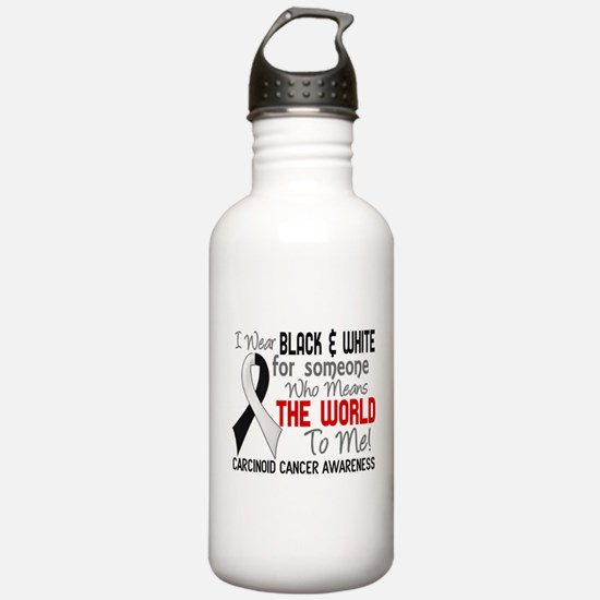 Carcinoid Cancer Means Water Bottle