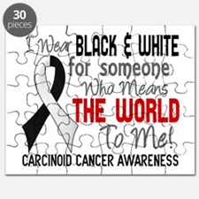 Carcinoid Cancer Means World 2 Puzzle