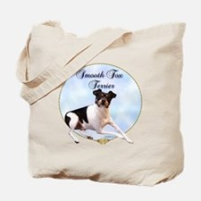 Smooth Fox Portrait Tote Bag