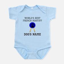 Worlds Best French Mastiff (Custom) Body Suit
