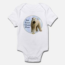 Wheaten Portrait Infant Bodysuit