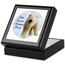 Wheaten Portrait Keepsake Box