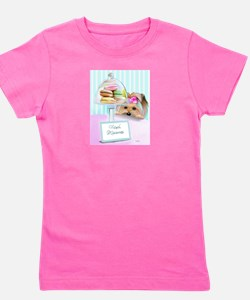 Macarons Signed Girl's Tee