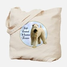 Wheaten Portrait Tote Bag