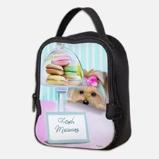 Macarons Signed Neoprene Lunch Bag