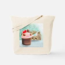 Forbidden Cupcake Tote Bag