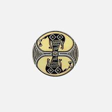 MIMBRES CHIEFS BOWL DESIGN Mini Button