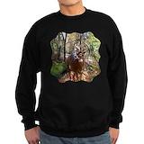 Deer Sweatshirt (dark)