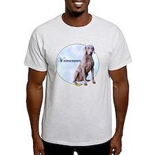 Weimaraner Portrait T-Shirt