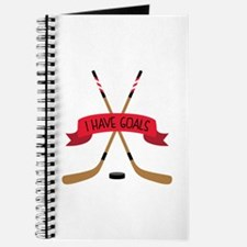 I Have Goals Journal