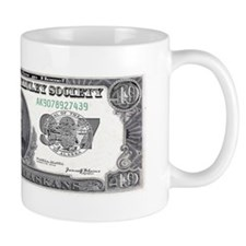 William Mckinley Society Mugs