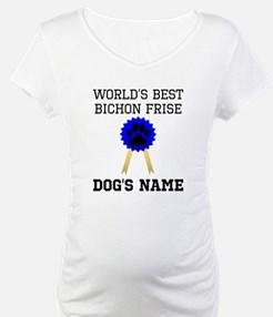 Worlds Best Bichon Frise (Custom) Shirt