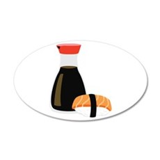 Soy Sushi Wall Decal