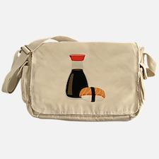 Soy Sushi Messenger Bag