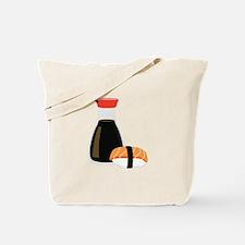Soy Sushi Tote Bag
