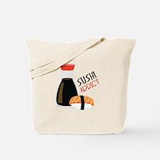 SUSHI ADDICT Tote Bag