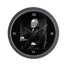 Longfellow Wall Clock