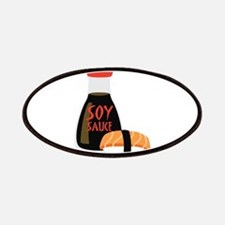 SOY SAUCE Patches