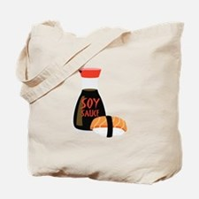 SOY SAUCE Tote Bag