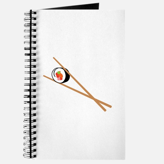 Sushi And Chopsticks Journal