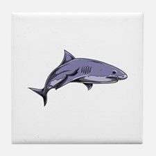 Shark Tile Coaster
