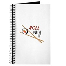 ROLL WITH IT Journal