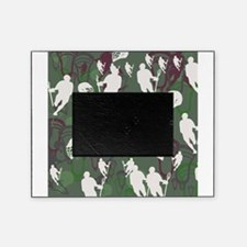 Lacrosse Camo Green 20XX Picture Frame