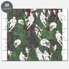 Lacrosse Camo Green 20XX Puzzle