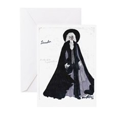 Sir Roderic as Lincoln Greeting Cards (Package of