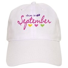 Due in September Baseball Cap