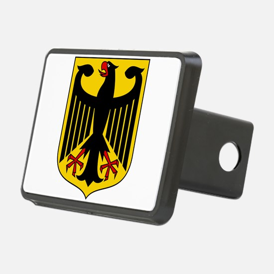 German Coat Of Arms Hitch Cover