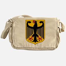 German Coat of Arms Messenger Bag