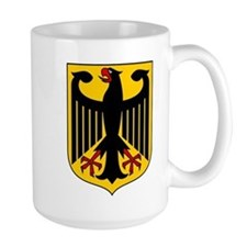 German Coat of Arms Mug