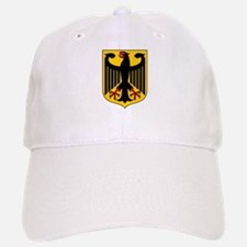 German Coat of Arms Baseball Baseball Cap