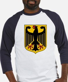 German Coat of Arms Baseball Jersey