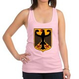 German Womens Racerback Tanktop