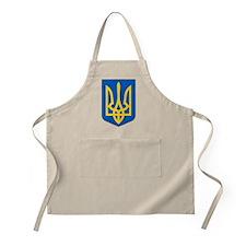 Ukraine Coat of Arms Apron