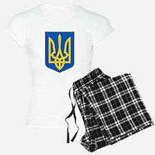 Ukraine Coat of Arms Pajamas