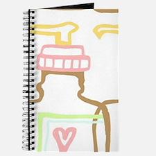 Sweet hand soap bottle Journal