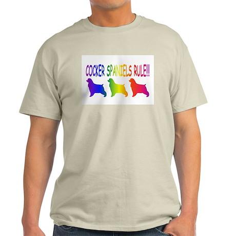 Cocker Spaniel Light T-Shirt