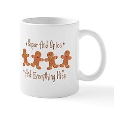 *Sugar And Spice* * And Everything Nice* Mugs