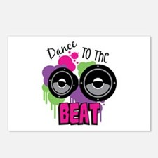 Dance to the BEAT Postcards (Package of 8)