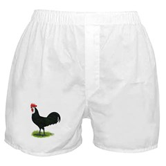 Whitefaced Spanish Cock Boxer Shorts