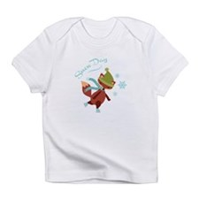 Snow Day Infant T-Shirt