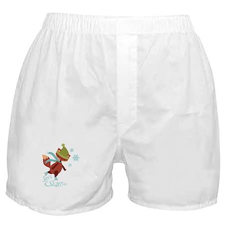 Lets Skate! Boxer Shorts