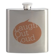 LOL Laugh Out Loud Flask