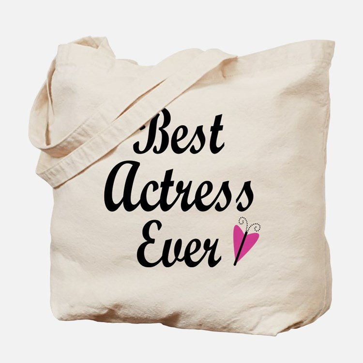 Best Actress Ever Tote Bag