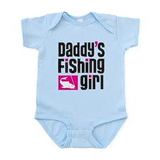 Daddy's Fishing Girl Onesie
